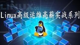 Linux视频教程之高级运维高薪企业实战(高级版)
