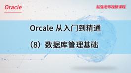 Oracle数据库从入门到精通(8)数据库管理基础