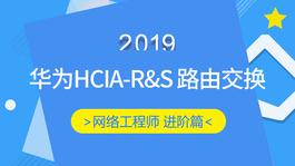 华为HCIA-R&S 路由交换 进阶篇