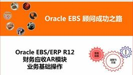 Oracle ERP EBS R12财务应收AR模块基本业务操作