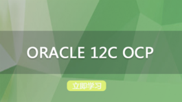 Oracle   12C  OCP