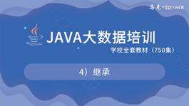 Java大数据培训学校全套教材--4)继承